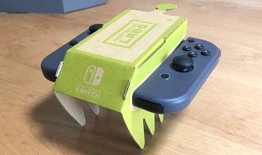 ニンテンドーラボ Nintendo Labo リモコンカー