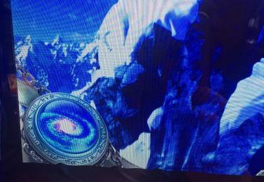 聖闘士星矢 海皇覚醒 小宇宙ビジョン 銀河