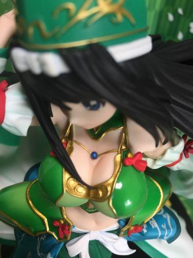 戦国乙女フィギュア 今川ヨシモト 開封の儀