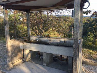 くつわ池自然公園 キャンプ場