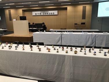 任天堂株主総会2019