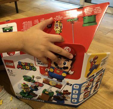 レゴ スーパーマリオ レゴ マリオとぼうけんのはじまり スターターセット