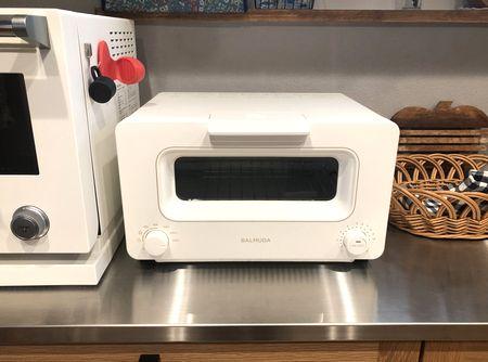 バルミューダ トースター 故障 新品交換